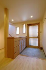 東京の無垢の家 I様邸