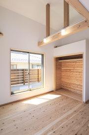 東京の無垢の家 K.M様邸