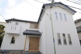東京の無垢の家 Y様邸
