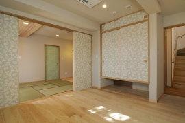東京の無垢の家 A様邸