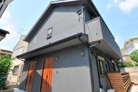 二世帯住宅無垢の家