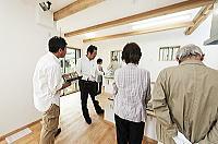 無垢・自然素材の家見学会などのイベント案内