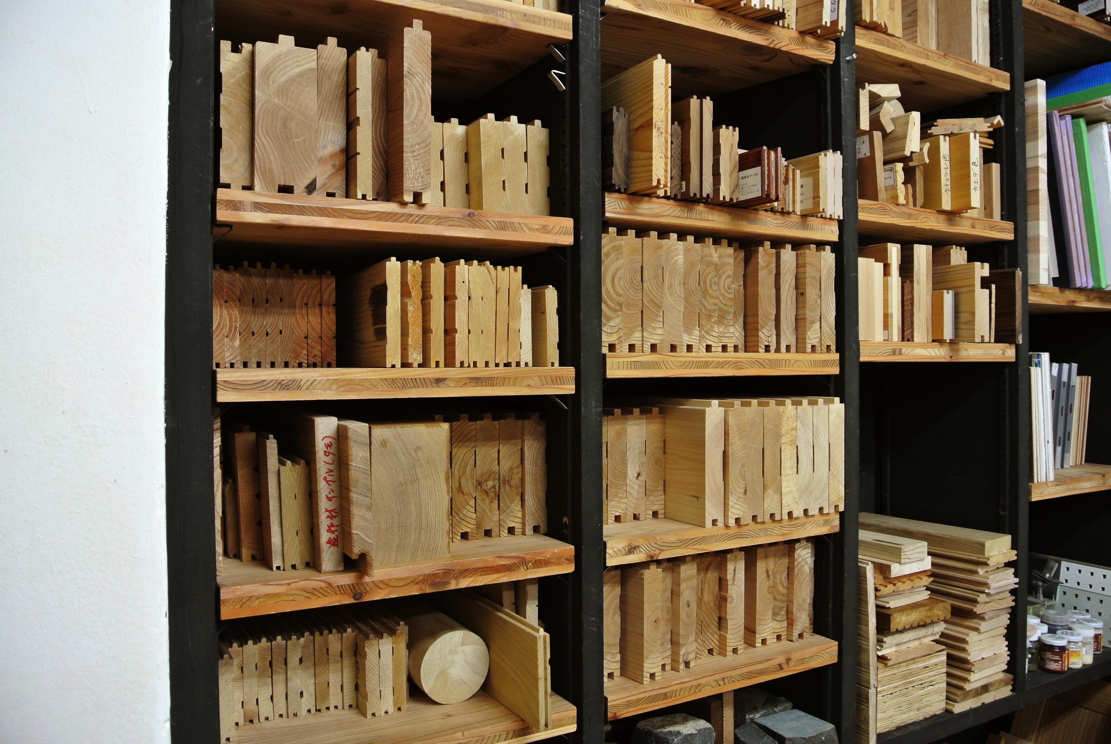 材木屋が創る無垢の家 リノベーション