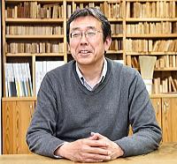 材木屋が造る無垢の家カツマタ代表取締役 勝又 健吉