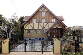 外断熱の無垢の家