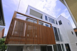デザイン住宅無垢の家
