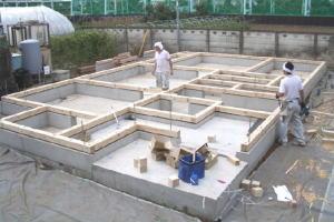 カツマタの『無垢の家』はベタ基礎を標準