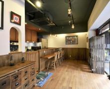 表情豊かに心地よい空間のカフェ