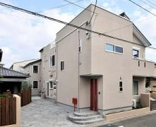 自由設計の賃貸併用住宅で充実の日々 無垢の家 S様邸